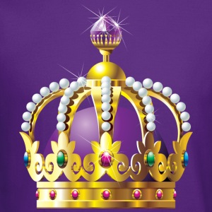 Kings Crown Women's T-Shirts - Crewneck Sweatshirt