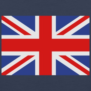 union jack english flag Hoodies - Men's Premium Tank
