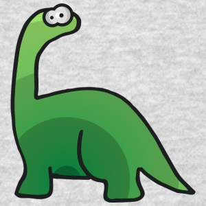 dinosaurs for kids: the brachiosaurus Sweatshirts - Men's T-Shirt