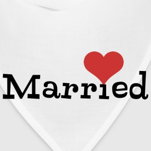 Married T-Shirt - Bandana