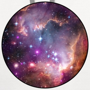 Galaxy - Space - Stars - Cosmic - Art - Universe T-Shirts - Contrast Hoodie
