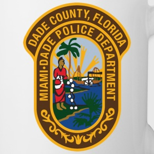 Miami Dade Police - Coffee/Tea Mug