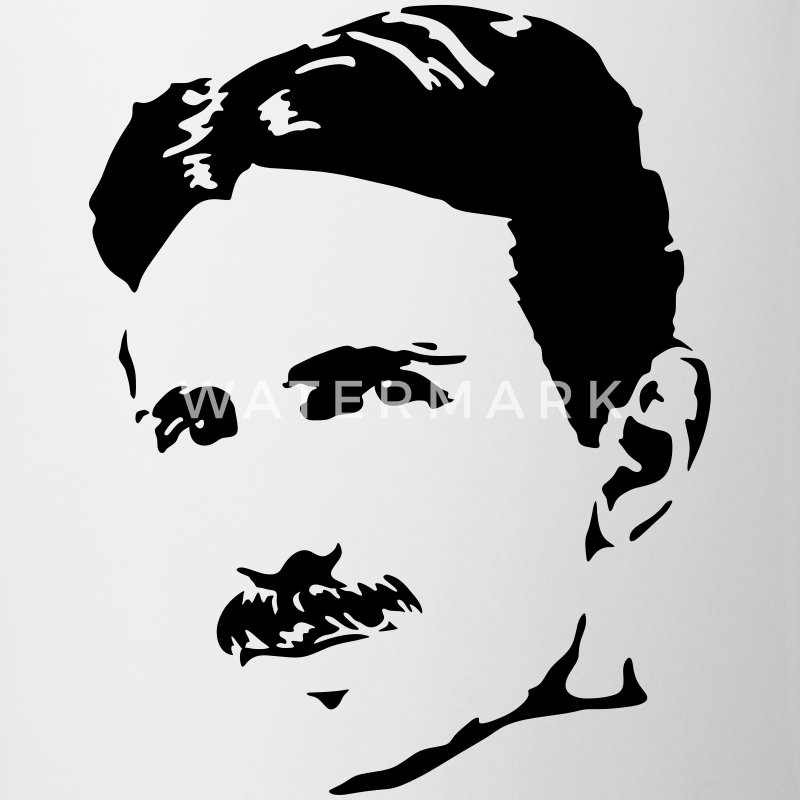 Nikola Tesla Bottles & Mugs - Coffee/Tea Mug