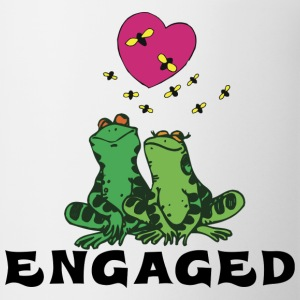 Engaged T-Shirt - Coffee/Tea Mug