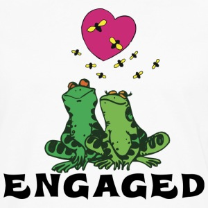 Engaged T-Shirt - Men's Premium Long Sleeve T-Shirt