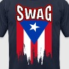 puerto rican swag T-Shirts - Men's T-Shirt by American Apparel