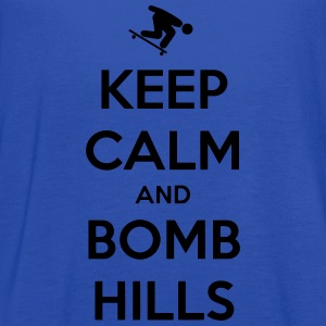 Keep Calm and Bomb Hills Hoodie - Women's Flowy Tank Top by Bella