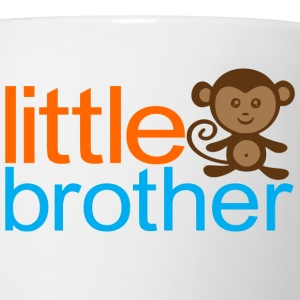 Little Brother - Monkey Baby & Toddler Shirts - Coffee/Tea Mug