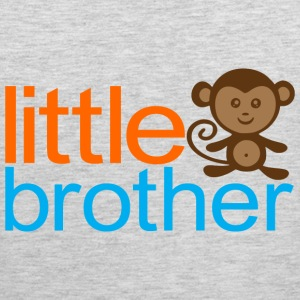 Little Brother - Monkey Long Sleeve Shirts - Men's Premium Tank