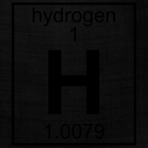 Element 001 - H (hydrogen) - Full T-Shirts - Bandana