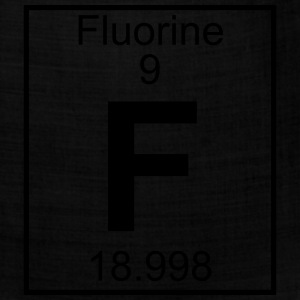 Element 9 - F (fluorine) - Full T-Shirts - Bandana