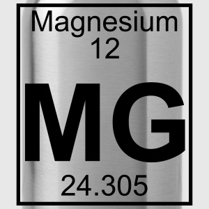 Element 12 - Mg (magnesium) - Full T-Shirts - Water Bottle