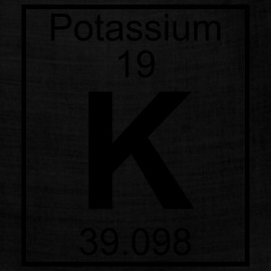 Element 019 - K (potassium) - Full T-Shirts - Bandana