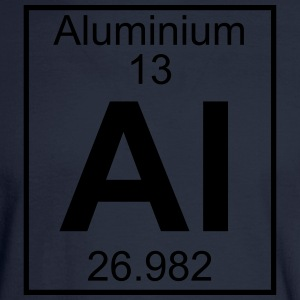 Element 13 - Al (aluminium) - Full T-Shirts - Men's Long Sleeve T-Shirt