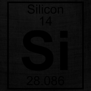 Element 014 - Si (silicon) - Full T-Shirts - Bandana