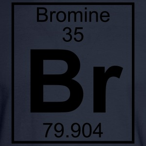 Element 035 - Br (bromine) - Full T-Shirts - Men's Long Sleeve T-Shirt