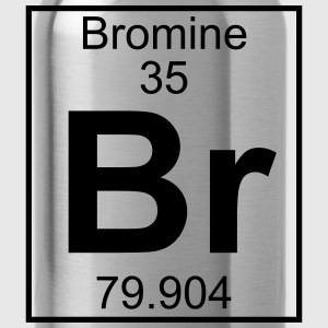Element 035 - Br (bromine) - Full T-Shirts - Water Bottle