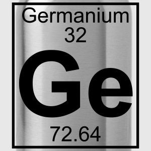 Element 032 - Ge (germanium) - Full T-Shirts - Water Bottle