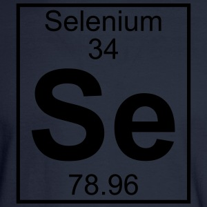 Element 034 - Se (selenium) - Full T-Shirts - Men's Long Sleeve T-Shirt