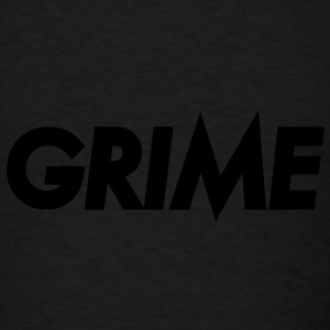 Grime hat - Men's T-Shirt