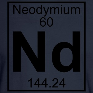 Element 60 - Nd (neodymium) - Full T-Shirts - Men's Long Sleeve T-Shirt