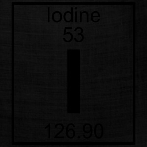 Element 53 - I (iodine) - Full T-Shirts - Bandana