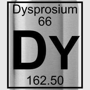 Element 66 - Dy (dysprosium) - Full T-Shirts - Water Bottle