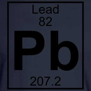 Element 82 - Pb (lead) - Full T-Shirts - Men's Long Sleeve T-Shirt