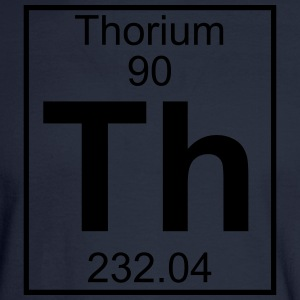 Element 90 - th (thorium) - Full T-Shirts - Men's Long Sleeve T-Shirt