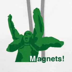 magnets! T-Shirts - Contrast Hoodie