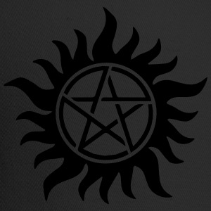 Pentagram - Supernatural - Demons - Sam - Dean T-Shirts - Trucker Cap