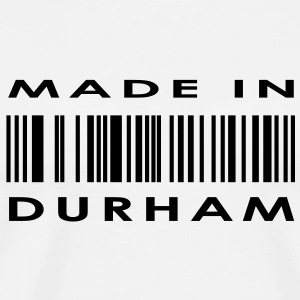 Made in Durham  Phone & Tablet Covers - Men's Premium T-Shirt