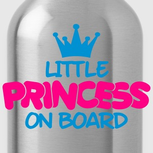 little princess on board Tanks - Water Bottle