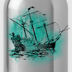 ship - Water Bottle
