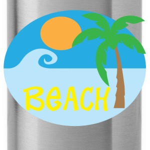 Beach Bag - Water Bottle
