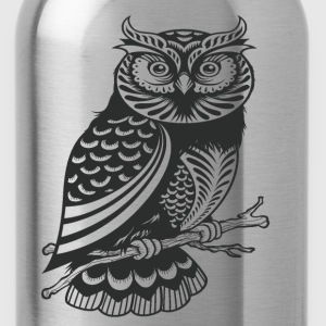 Owl Women's T-Shirts - Water Bottle