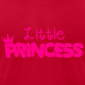 Little Princess Long Sleeve Shirts - Men's T-Shirt by American Apparel