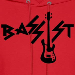 bassist Long Sleeve Shirts - Men's Hoodie