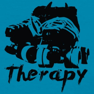 Roller Derby Therapy - Women's T-Shirt
