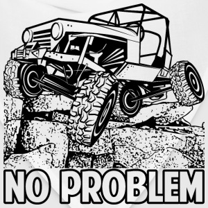 No Problem Rock Crawling Jeep T-Shirts - Bandana