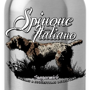 spinone_italiano_pointing T-Shirts - Water Bottle