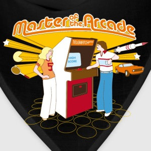 Master of the Arcade Women's T-Shirts - Bandana