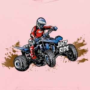 Just Ride Off-Road Quad Women's T-Shirts - Kids' Hoodie