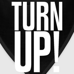 Turn Up Design Long Sleeve Shirts - Bandana
