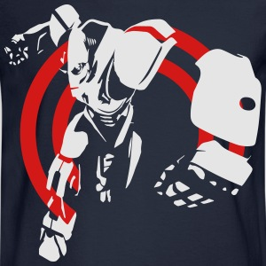 robot T-Shirts - Men's Long Sleeve T-Shirt