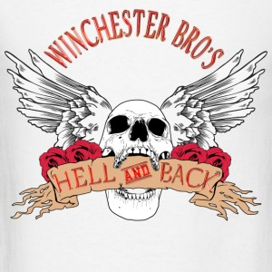 Winchester Bros Hell N Back Death Angel 01 Baby & Toddler Shirts - Men's T-Shirt
