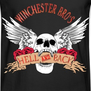 Winchester Bros Hell N Back Death Angel 01 Women's T-Shirts - Men's Long Sleeve T-Shirt