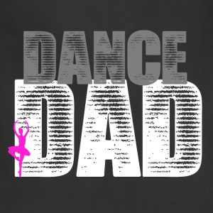 Dance Dad with Ballerina - Adjustable Apron