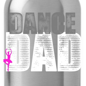 Dance Dad with Ballerina - Water Bottle
