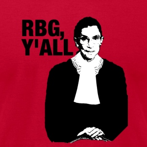 RBG, Y'all: Classic Long Sleeve Shirts - Men's T-Shirt by American Apparel